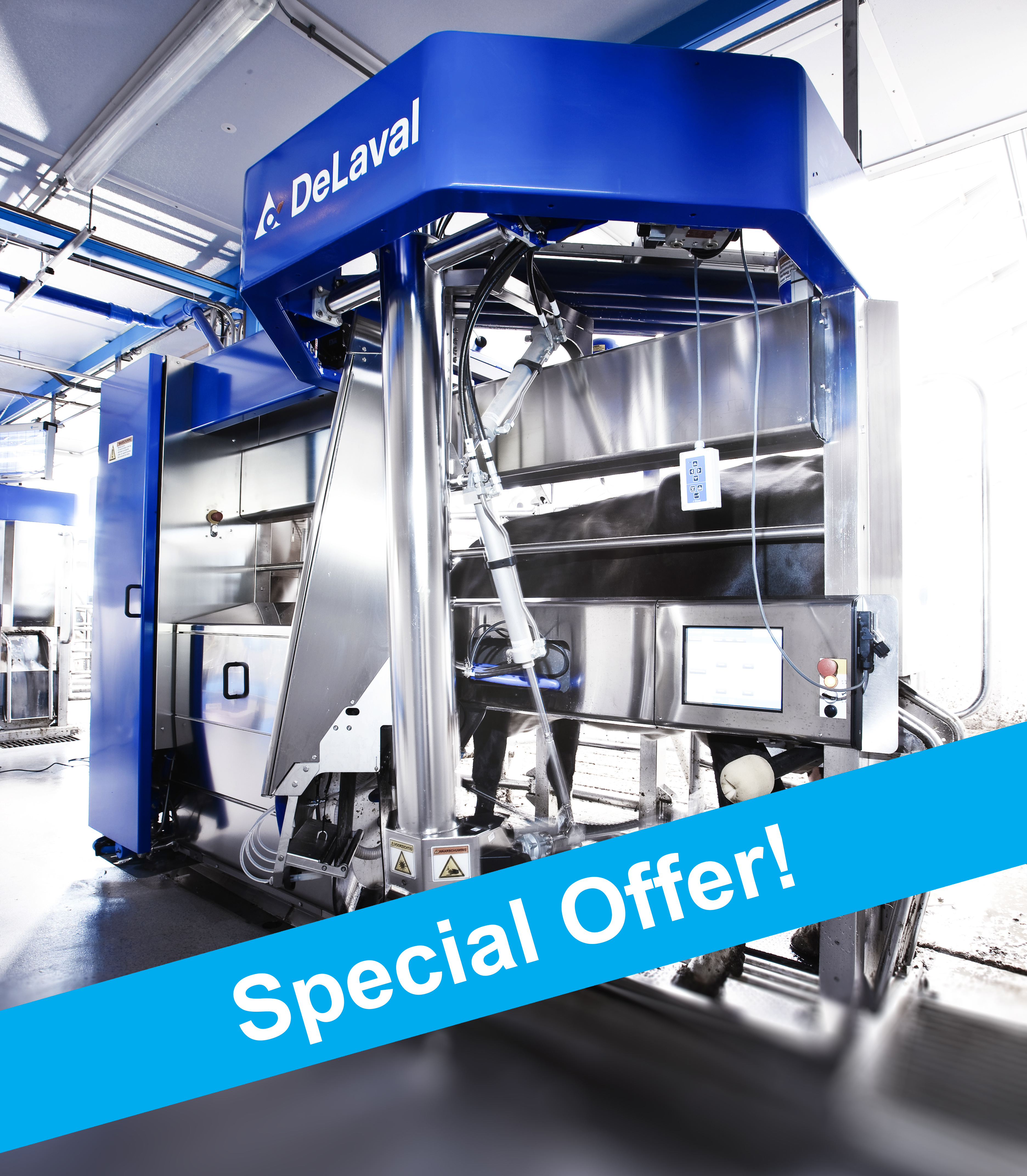 Special Robotic Milking Offer