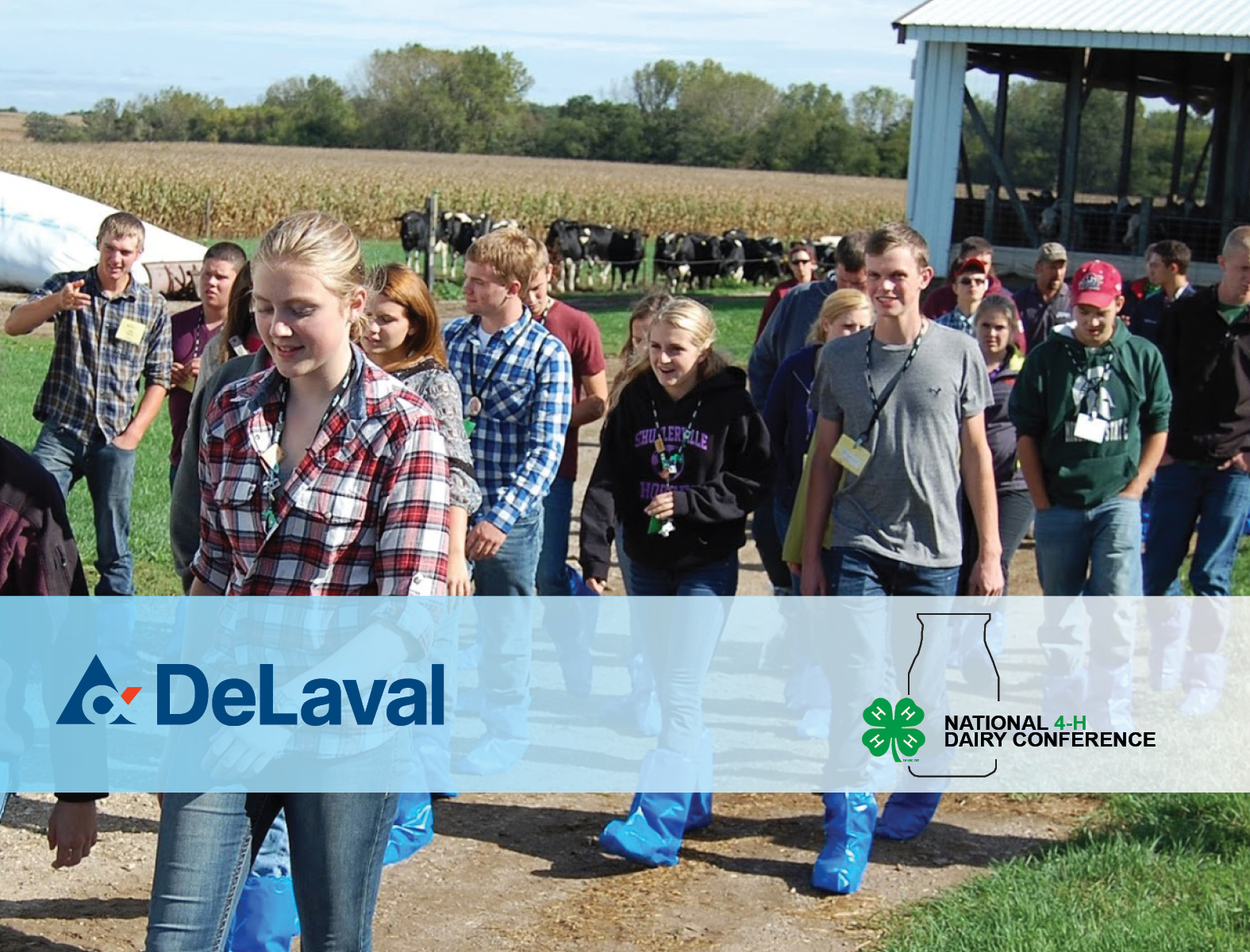 DeLaval Supports National 4-H Dairy Conference