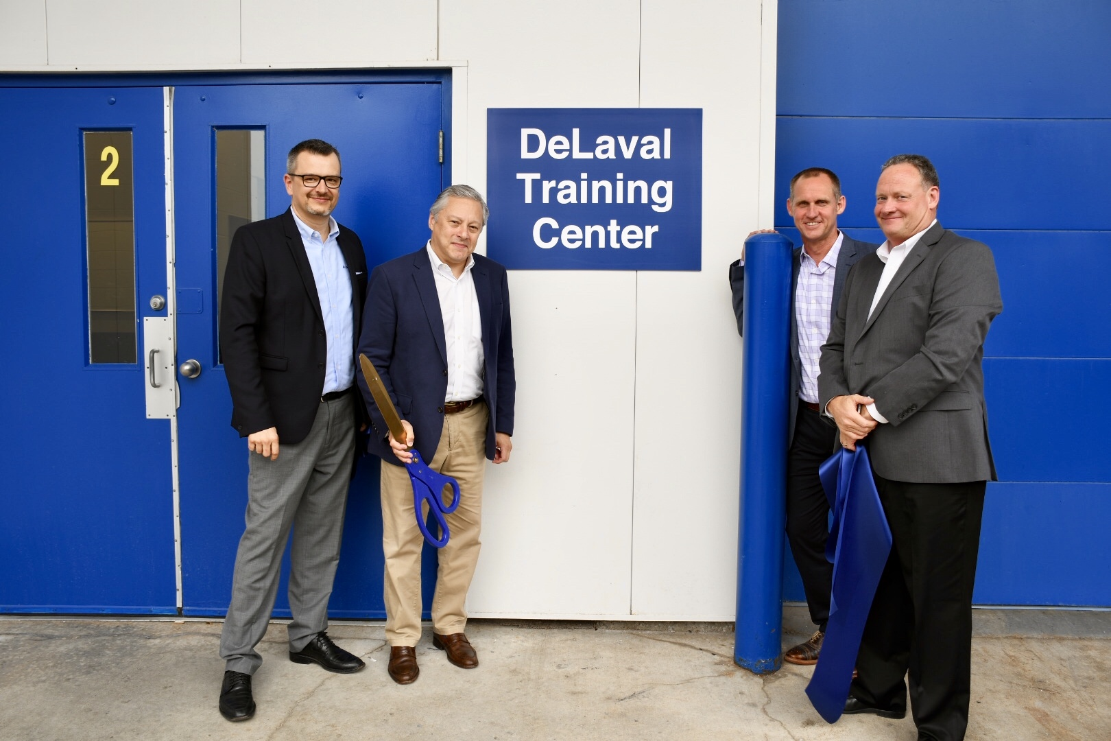 DeLaval Kansas City Training Center