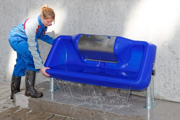 Water troughs - DeLaval